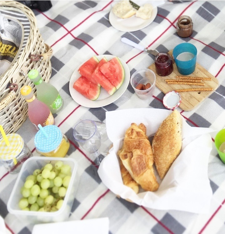 summer activities-picnic