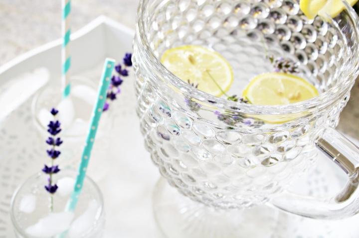 Rezept: Lavendel-Limonade