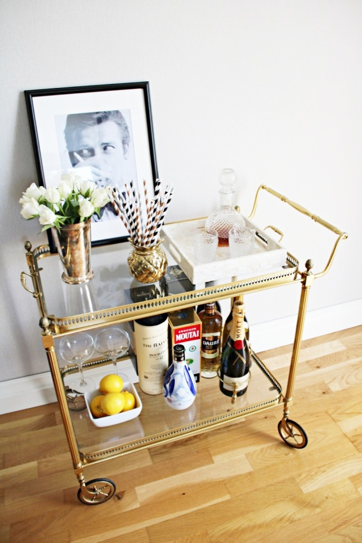 Homedeco: BAR CART
